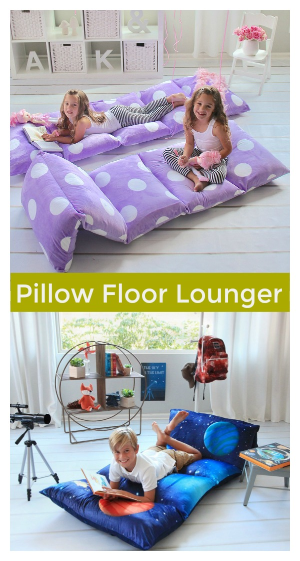 Pillow Floor Lounger
