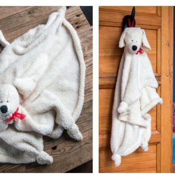 Puppy Binkie Free Sewing Pattern