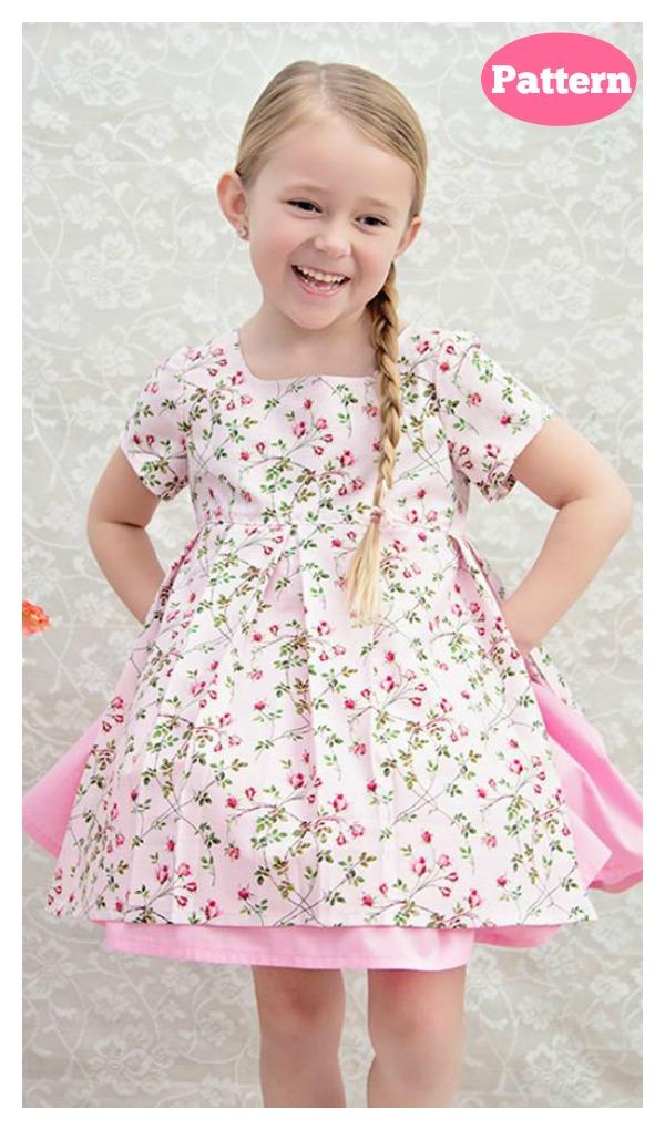 Nora Dress Sewing Pattern