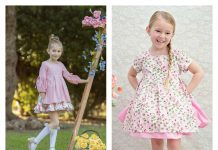 Nora Dress Sewing Pattern