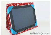 IPad Cover Free Sewing Pattern