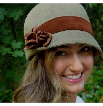 Rosabelle Hat Free Sewing Pattern