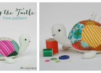 Tilly the Turtle Free Sewing Pattern