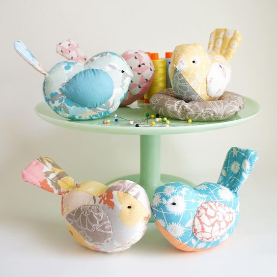 Little Birdie Free Sewing Pattern