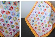 Kingfisher Quilt Free Sewing Pattern