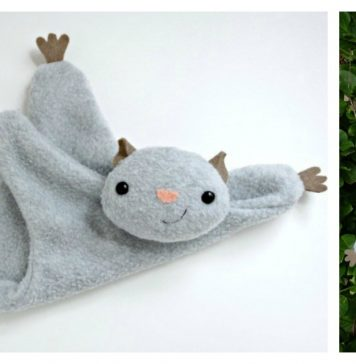 Flying Squirrel Free Sewing Pattern