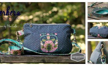 The Gerbera Mini Crossbody Bag Free Sewing Pattern