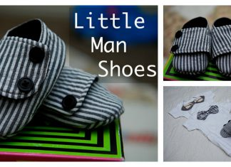 Little Baby Shoes Free Sewing Pattern