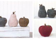 Fabric Fruit Free Sewing Pattern