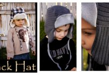 Lumber Jack Hat Free Sewing Pattern