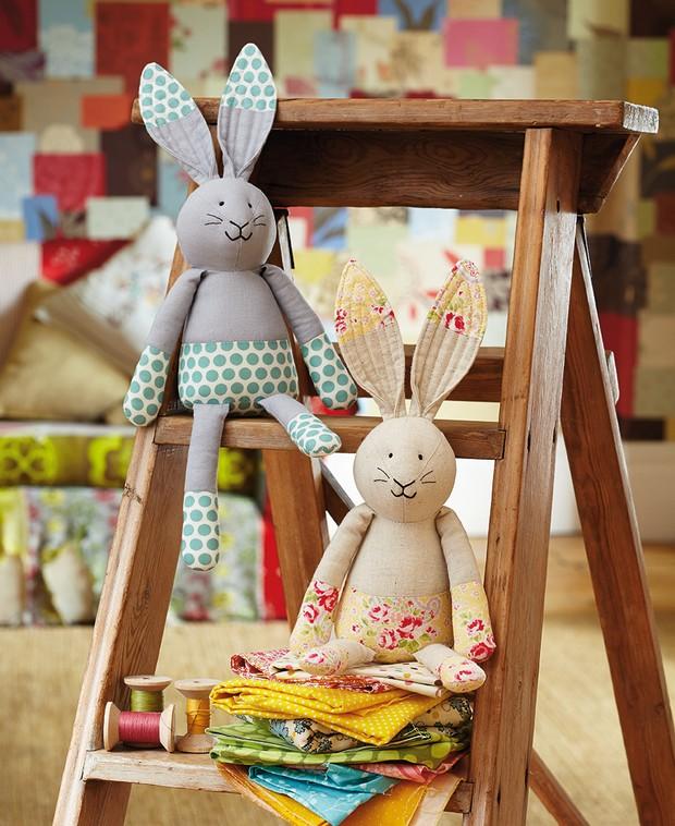 Rabbit Free Sewing Pattern