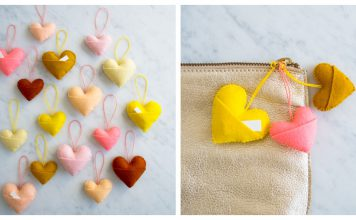 Sweetheart Charms Free Sewing Pattern