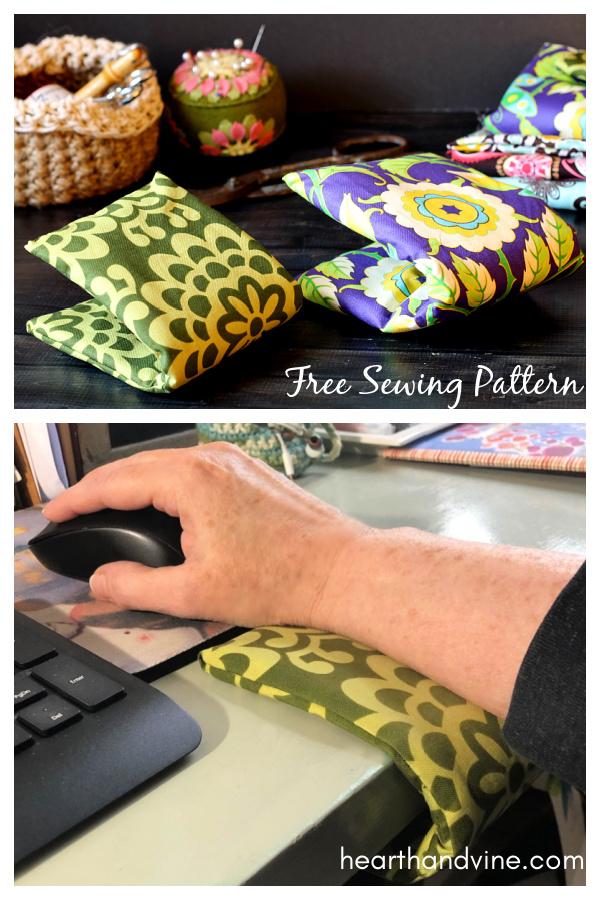 Wrist Comfort Cuff Free Sewing Pattern