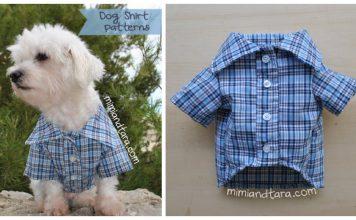 Dog Shirt Sewing Pattern