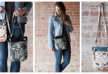 Forage Bag Free Sewing Pattern