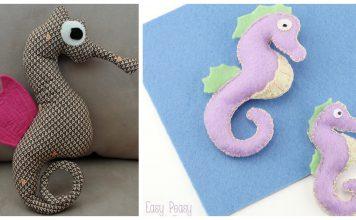 Seahorse Free Sewing Pattern
