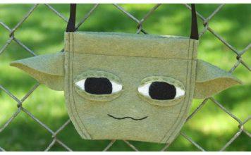 Yoda Bag Free Sewing Pattern