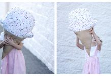 Ice Cream Cone Pillow Free Sewing Pattern