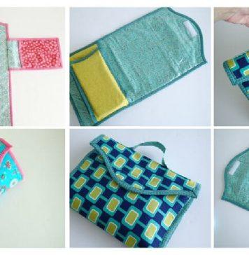 Baby Changing Mat Free Sewing Pattern