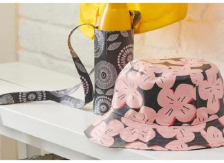 Bucket Hat Free Sewing Pattern