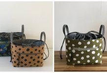 Juniper Basket Sewing Pattern