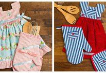 Kitchen Towel Dress Sewing Patterns