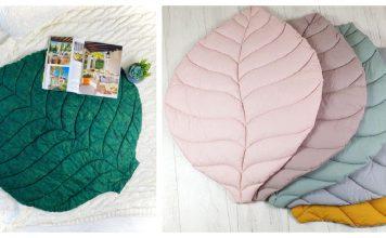 Leaf Mat Free Sewing Pattern