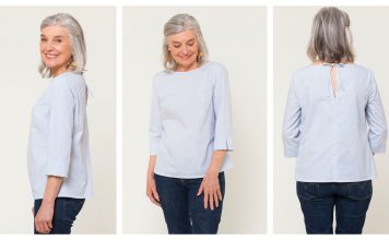 The York Top Free Sewing Pattern