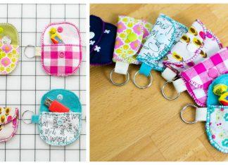 Bit O' Kindness Pouch Free Sewing Pattern
