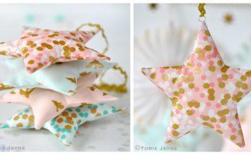 Fabric Star Free Sewing Pattern